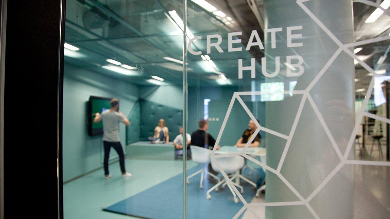 Expectrum, Create hub